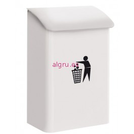 algru_arregui_papelera_garaje_blanco_E-6101