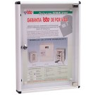 BTV  PANEL ANUNCIOS V-1 (1 Folio) - Blanco