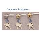 Cerraduras Buzones - SEFER - 1, 2 , 3